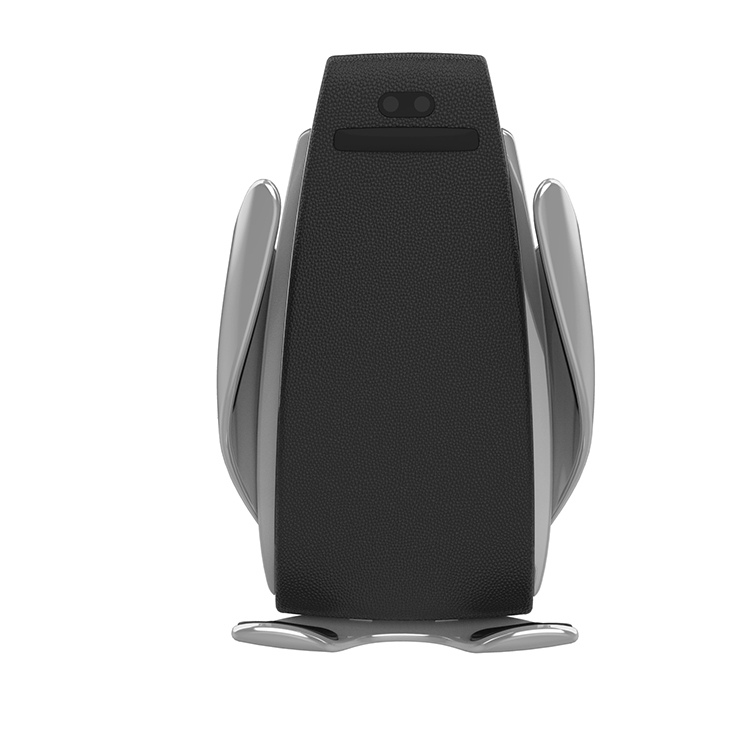 2019 Auto-Clamping Wireless Car Charger Phone Holder for Car with 10W Qi Wireless Fast Charging mount фото