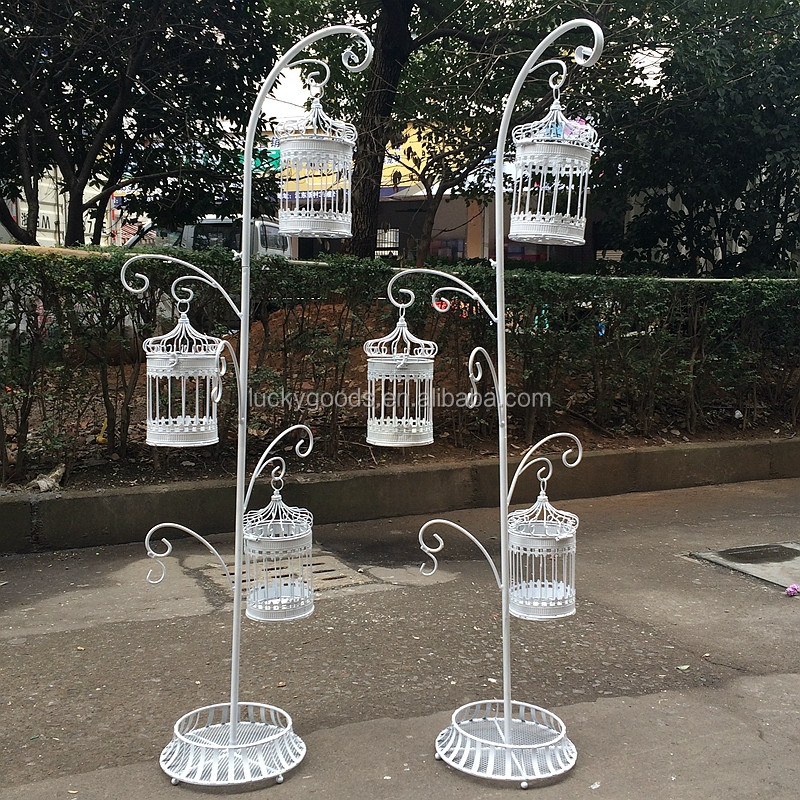 Fashionable Wholesale Wedding Centerpiece Wedding Bird Cage At The