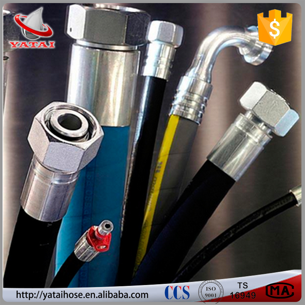Hydraulic Tubing For Fuel : Wholesale reinforced rubber hose online buy best