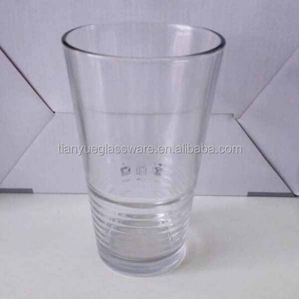 Custom Glaswerk Fabrikant, Water Glas, Drinken Glas, Servies