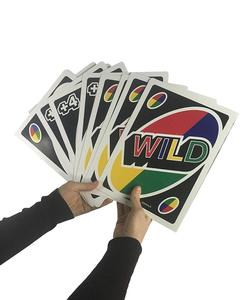 Wholesale UNO Card Game Custom Paper Cards Popular Gift Party UNO Card Game For Sale