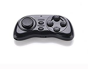 DLPJ3D VR Glasses Remote Controller Wireless Bluetooth Remote Controller for 3D VR Virtual Reality Headset Mini Size Multi-function Game Controller