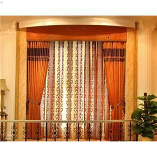 Home textile ready made custom curtains