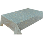 Table Decoration restaurant arabic plastic lace tablecloth in roll