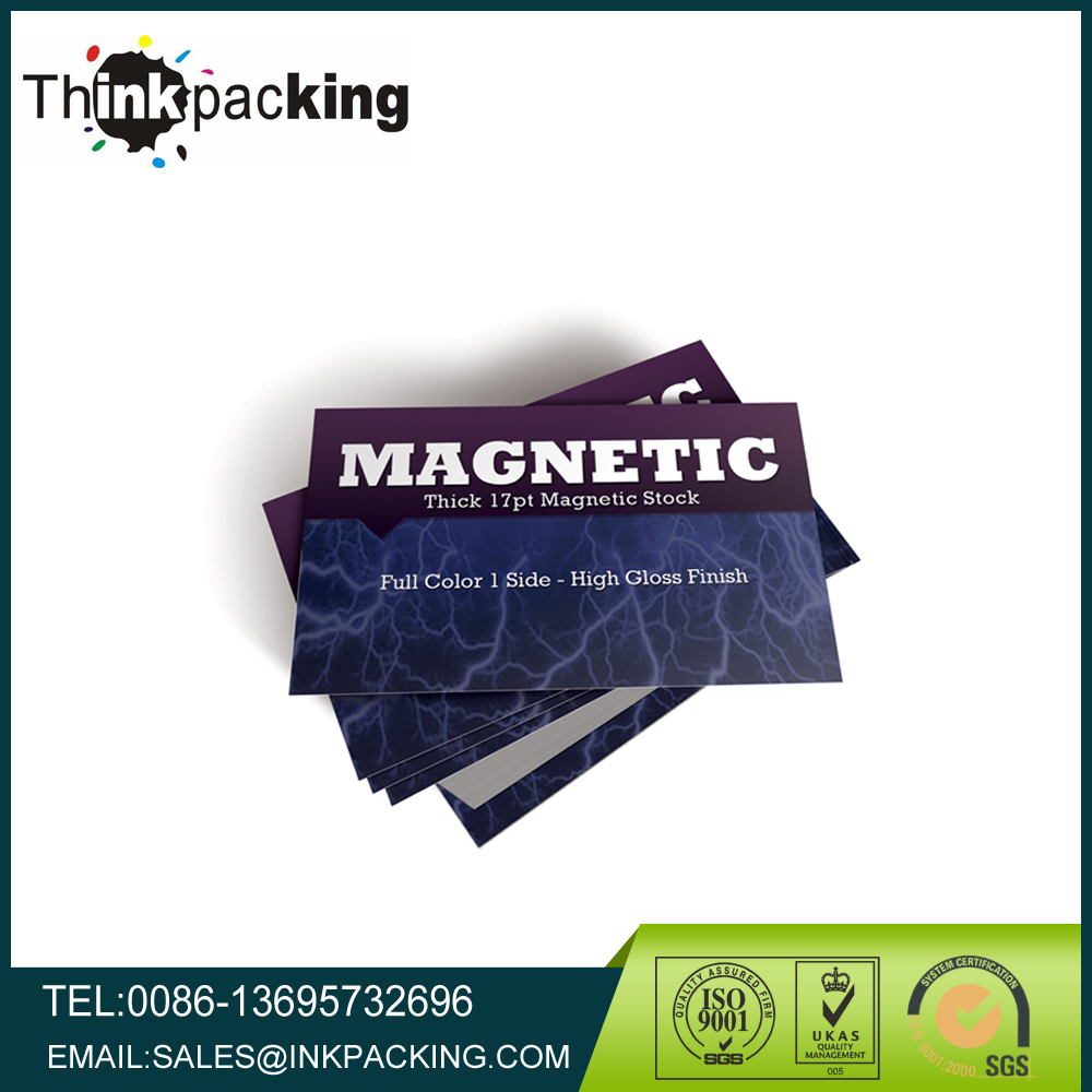 Full Clolor Magnetic Business Cards