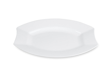 VEMAS 5\u0026quot; Disposable PS white plastic fish shaped plates  sc 1 st  Alibaba & Vemas 5\