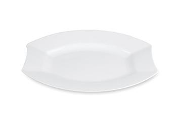 VEMAS 5\u0026quot; Disposable PS white plastic fish shaped plates  sc 1 st  Alibaba & Vemas 5\