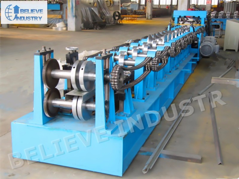 Change c z purlin cold roll forming machine