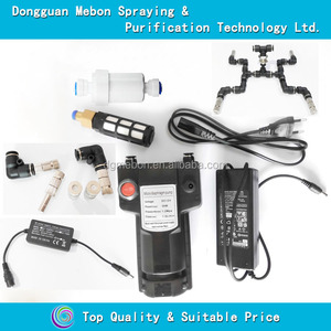 reptile mist humidifying system,water cooling fog pump machine
