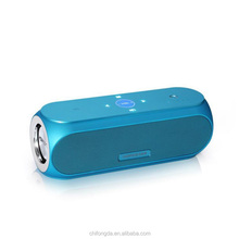 Portable outdoor HopeStar H19 Wireless Bluetooth speaker touch control NFC Bluetooth mini speaker anti Shocking Subwoofer