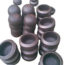 Industrial pipe fittings sa234 wpb butt weld carbon steel pipe cap