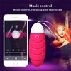 Bluetooth Vibrating Egg For Woman Mobile Music Controlled Vibrator Sex Toy