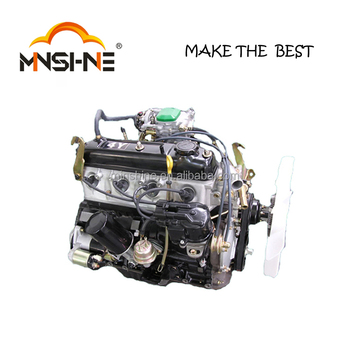 High Quality 4 Cylinders Gasoline 4y Match For Toyota Car Engine Prices