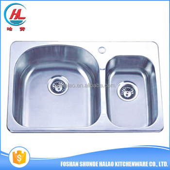 Double Bowl Stainless Steel Sink Ome Kitchen Price In Dubai