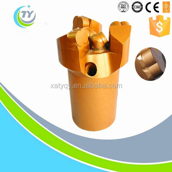 China Power Tools Concave Type PDC Drill Bits