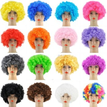 70s 80s Cosplay Wigs Fancy Dress Up Costume Curly Afro Wigs - Buy ... a83cb97ccb55