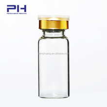 mini glass vial pharmaceuticals antibiotics injection glass vial for steroids
