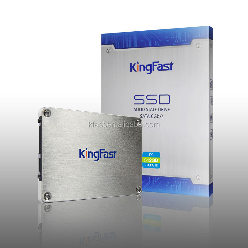 make your cp fly! kingfast F9 SATA3 solid state drive 512gb MLC ssd