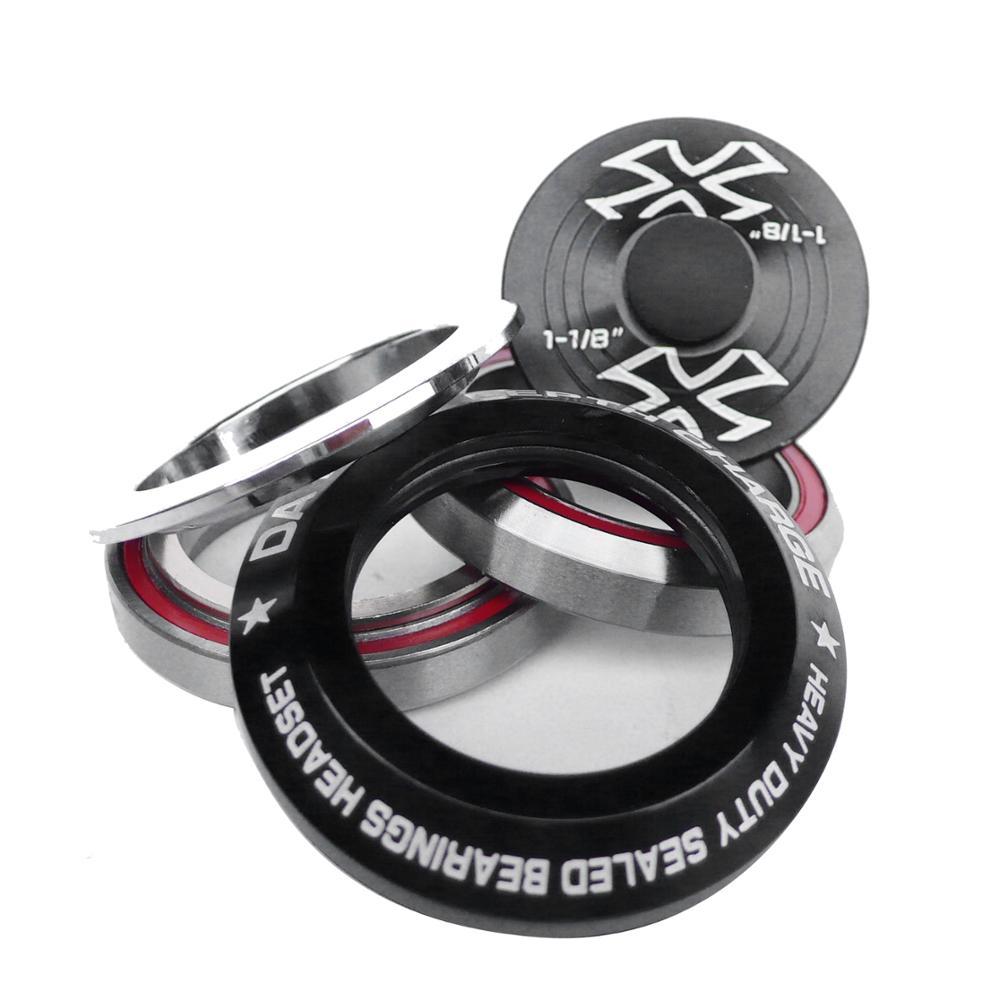 "1 1//8/"" straight or 1.5/"" tapered DA BOMB Head Lock  Bike Headset Stem Top Cap"