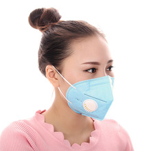Non-woven fabrics breathtable half face mask anti gas mask anti dust mask