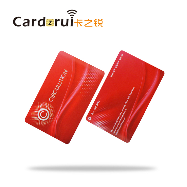 Buy cheap china custom color business cards products find china fast shipping color printing plastic pvc glossy gift card customized products colourmoves