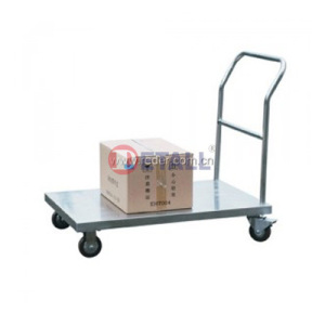 Detall Platform folding hand trolley/cart
