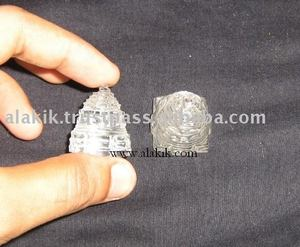 Crystal Quartz Shree Yantra