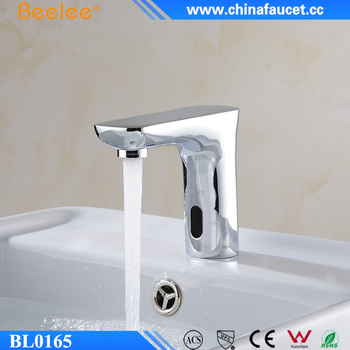 Beelee Commercial Automatic Inductive Sensor Faucet Mixer Automatic  Bathroom Faucet