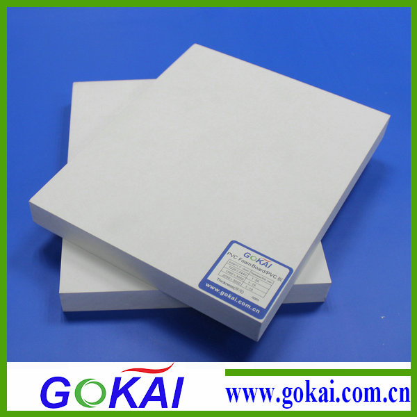 Shanghai PVC Foam Board factory with good price (1mm-50mm)