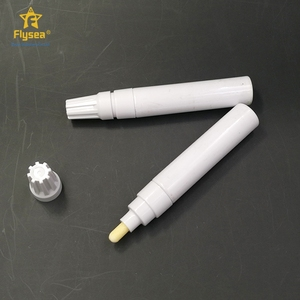 Professional japanese acrylic nip material safety permanent snowman marker pen for white board