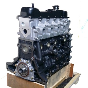 2.0 L 1,998 cc 1RZ 1RZ-E fuel-injected bare engine long block for Hiace, Hilux, Revo, Kijang, venture