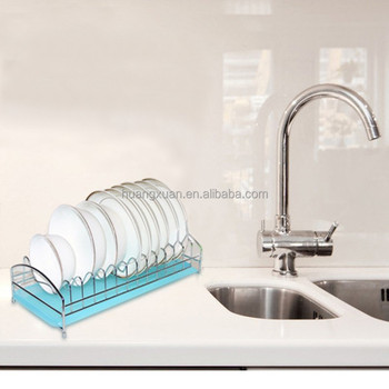 Wall Mounted Over Sink Dish Drying Rack Buy Wall Mounted Dish