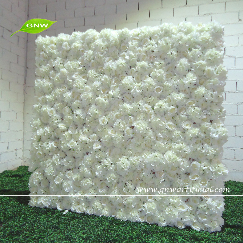 Gnw Flw1507 1 Artificial Flower Backdrop Wall For Wedding Decoration