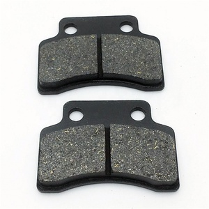 High Performance 50cc 125cc Scooter Brake Pads For sale