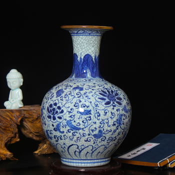 Chinese Old Ancient Traditional Style Ceramic Flower Vases Buy