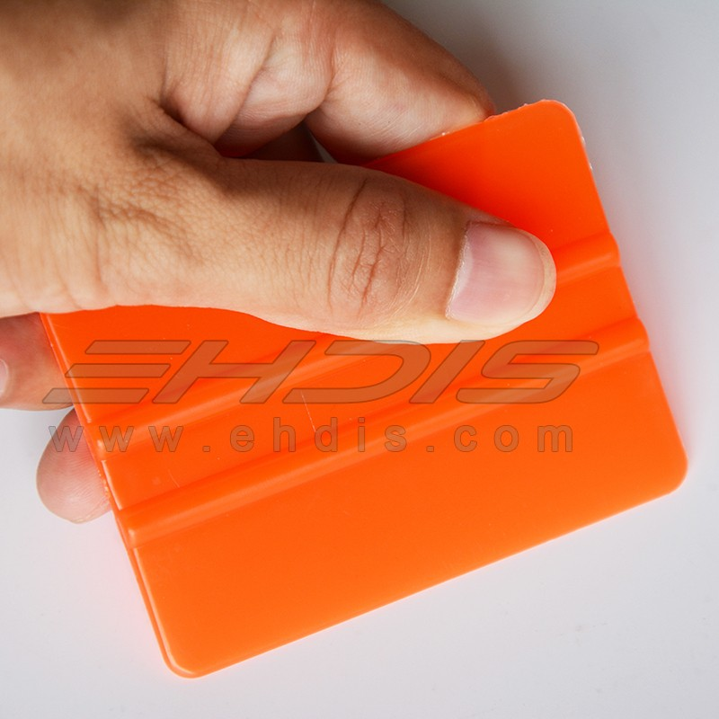 "Customized squeegee tools vinyl squeegee mini size 2.95""*2.17"""