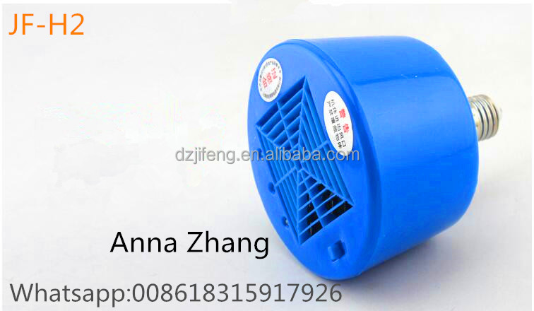 Manufacturer Highly heat-resistant heating lamp for warming animals