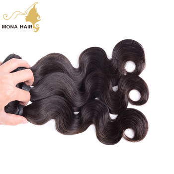 Guangzhou Mona Hair 2019 New Arrival Best Hair Bundles