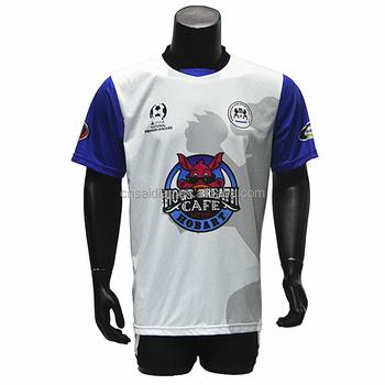 bee5433b4 Customized plain sublimated sportswear Greece design 2018 soccer training  jersey