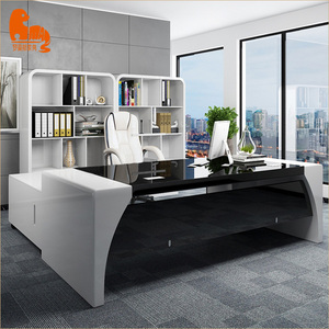 Fashion iso standard new design l-type office table