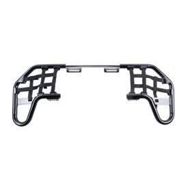 BLACK Yamaha Raptor660 Replacement NerfBar Nets for Alba,Tusk,Silver Tech /& Rock