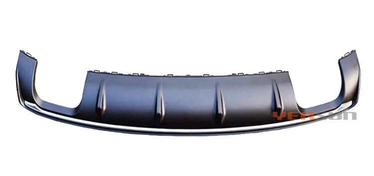 Para audi A3 RS3 8V labio delantero parachoques assy RS3 kit de cuerpo 2013 de 2014 a 2015