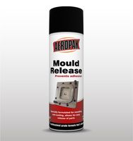 AEROPAK Mould Releaser Agent Spray/ Silicone Aerosol Mould Releasing