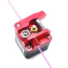 GIULY Verbeterde Aluminium MK8 Extruder Drive Feed voor Creality Ender 3/3Pro CR-10, CR-10S, CR-10 S4, CR-10 S5 3D Printer Onderdelen