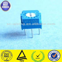 adjustable resistor 5k ohm 10k linear trimmer potentiometer