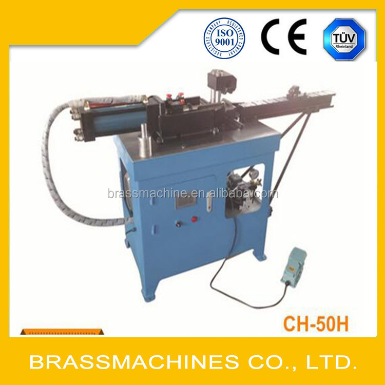 Foshan factory low pirce automatic hydraulic metal pipe notching machine