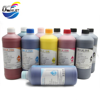 Ocinkjet 1000ML 11 Colors Universal Art Paper Pigment Ink For Epson Stylus PRO 4900 4910 7900 9900 7910 9910