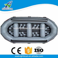 CE Certification and PVC Hull Material Durable 5 Person Inflatable Water Rafting Paddle Boat with Prices