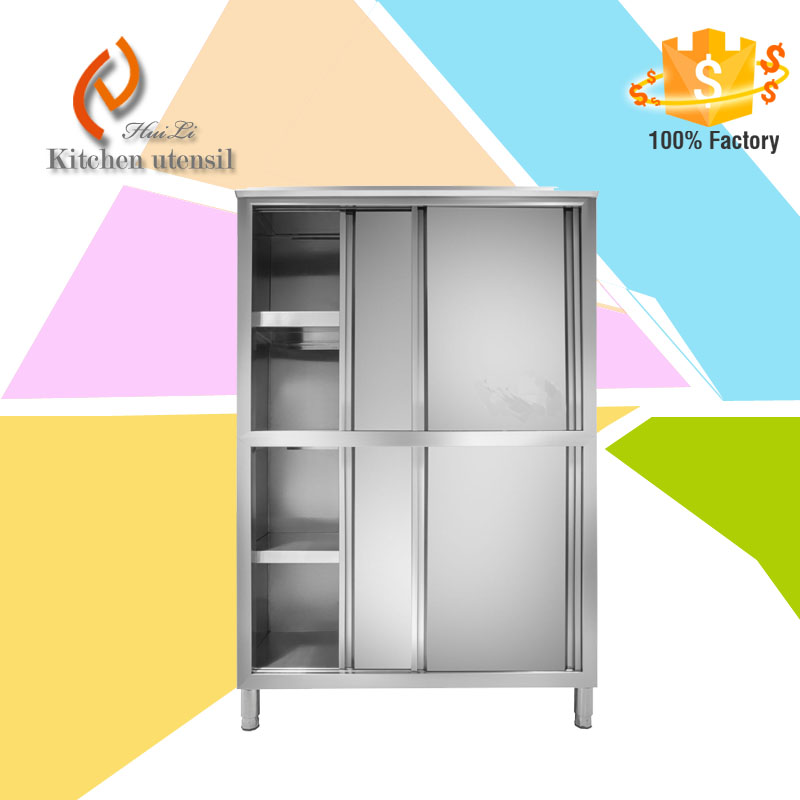 China Kitchen chef working Cabinet Stainless Steel gastronomy hotel trade restaurants snack bars