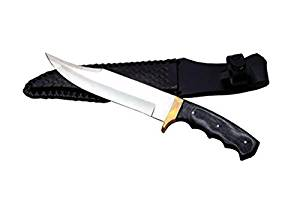 12in Mountain Lion Bowie Knife